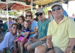 Thimble Islands tour in Branford
